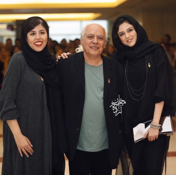 عکس و بیوگرافی ماهور الوند و پدر و خواهرش