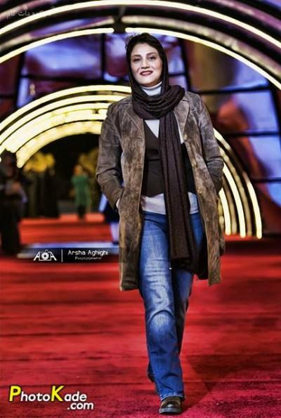 جدیدترین عکس بازیگران در جشنواره فیلم فجر 94