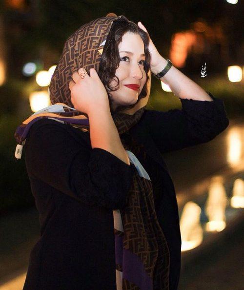 عکس هنرمندان از مهراوه شریفی نیا