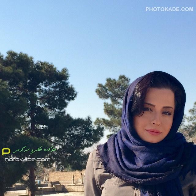 عکس جدید مهراوه شریفی نیا زمستان 93