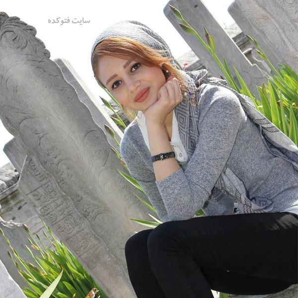 بیوگرافی آیدا نوری بازیگر زن خوشگل + عکس جدید