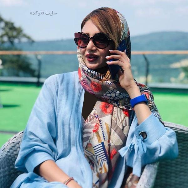 عکس های آیدا نوری بازیگر + داستان زندگی