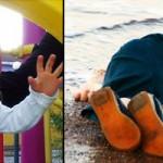عکس های آیلان کودک غرق شده سوری