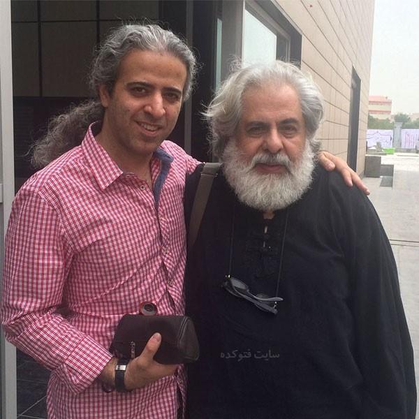 ایوب آقاخانی و محمدر رحمانیان + بیوگرافی کامل