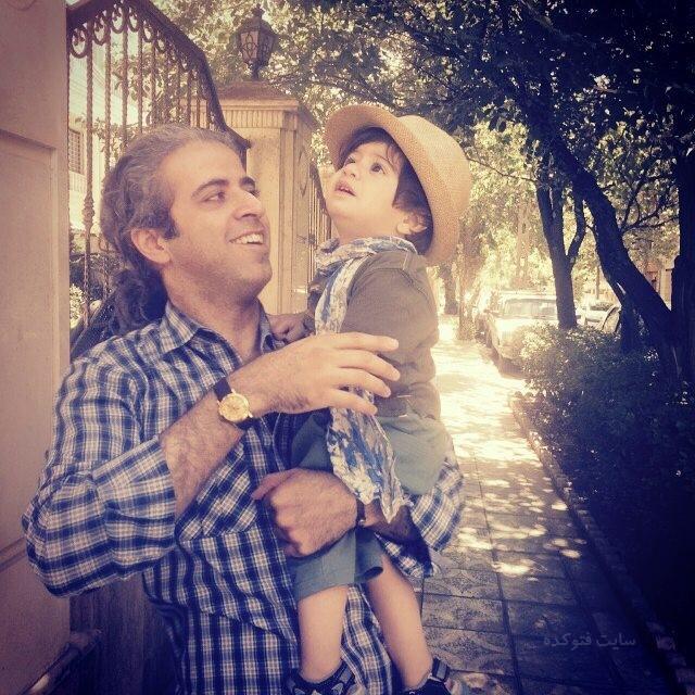 ایوب آقاخانی و پسرش نياسان + بیوگرافی کامل زندگی شخصی