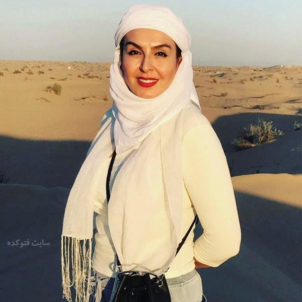 عکس بیوگرافی آزیتا ترکاشوند بازیگر زن
