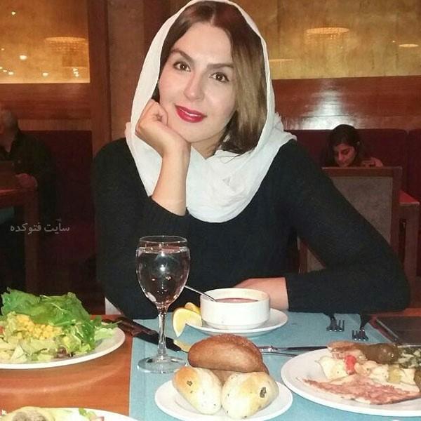 آزیتا ترکاشوند بازیگر زن
