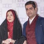 عکس بازیگران با همسران در جشنواره فجر 94