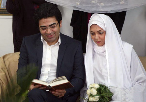 عکس آزاده نامداری و فرزاد حسنی + ماجرای طلاق