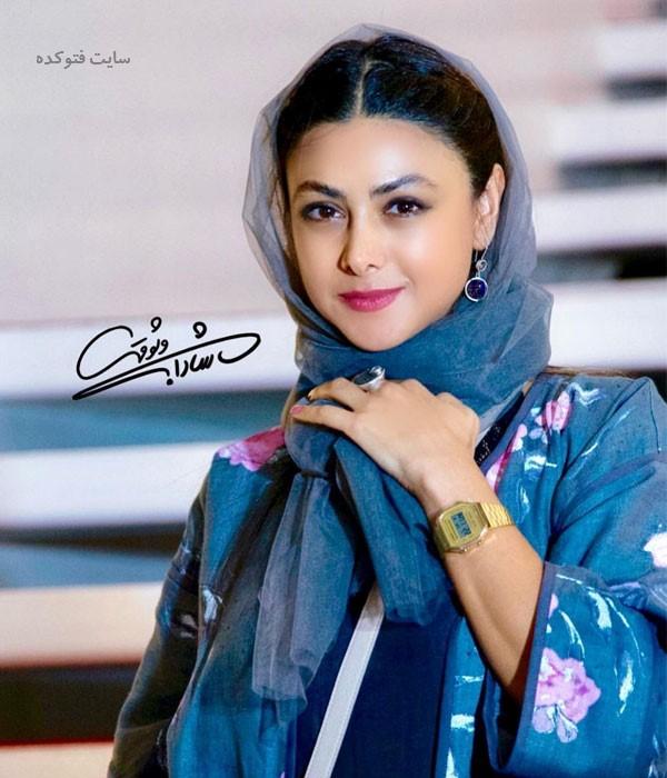 عکس آزاده صمدی Azadeh Samadi با زندگینامه شخصی