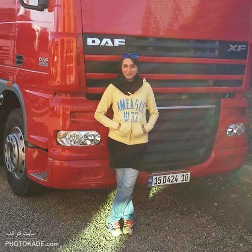 عکس های جالب زن راننده تریلر ایرانی,راننده تریلر زن ایرانی,عکس های آزاده شمس راننده ماشین سنگین در ایران,راننده زن اسکانیا در ایران,دختر راننده تریلر در ایران,دختر راننده ماشین اسکانیا,دختر ایران راننده ماشین سنگین باربری تریلر,آزاده شمس دختر راننده ماشین های سنگین در ایران,اولین زن جوان ایرانی راننده اسکانیا شد,تابوی راننده زن اسکانیا در ایران شکسته شده,عکس های راننده تریلر جالب در ایران,راننده - زن ایرانی اسکانیا,راننده جالب و باحال ماشین اسکانیا,راننده زن آزاده شمس ماشین سنگین تریلر 18 چرخ