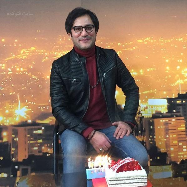 عکس و بیوگرافی محسن آزادی مجری