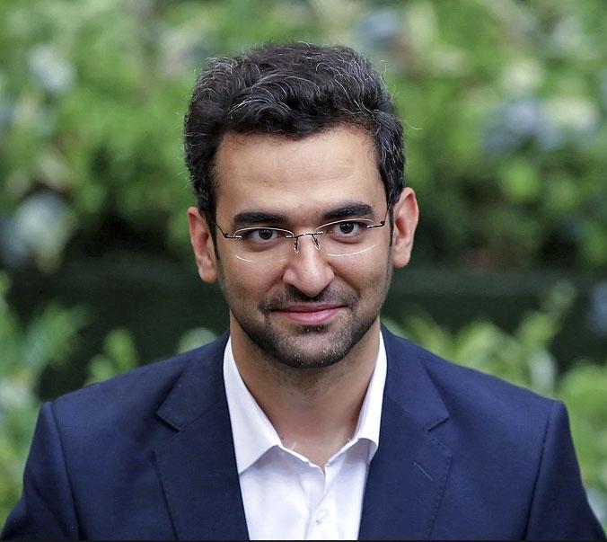 عکس و بیوگرافی آذری جهرمی وزیر ارتباطات