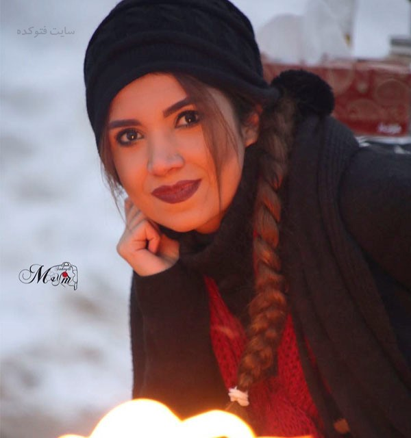 بیوگرافی آذين فولادوند بازیگر سریال راه و بیراه