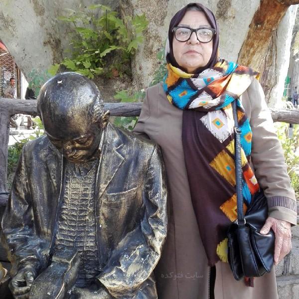 آزیتا لاچینی بازیگر زن