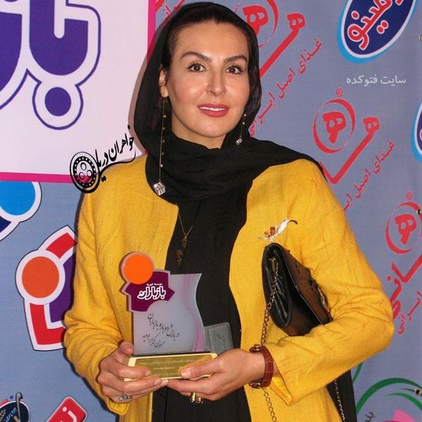تصاویر Azita Torkashvand بازیگر زن ایرانی