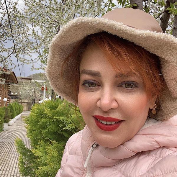 عکس ججالی جدید بهاره رهنما بازیگر زن Bahareh Rahnama