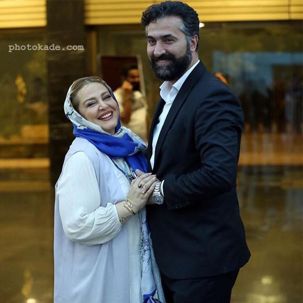 عکس بهاره رهنما و شوهرش امیر خسرو عباسی با بیوگرافی کامل