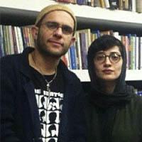 ازدواج بابک حمیدیان و مینا ساداتی با عکس