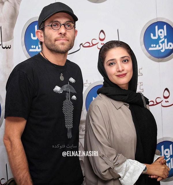 همسر بابک حمیدیان مینا ساداتی