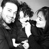 بیوگرافی بابک جهانبخش و همسرش مروارید شهریاری + خانواده