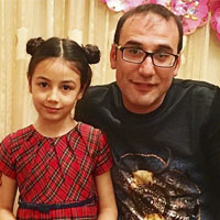 بیوگرافی بابک نهرین کمدین آذربایجانی + عکس و زندگی شخصی