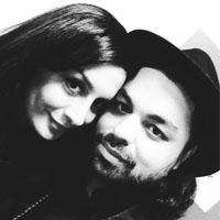 بابک سعیدی و همسرش ندا + بیوگرافی کامل و عکس خانوادگی