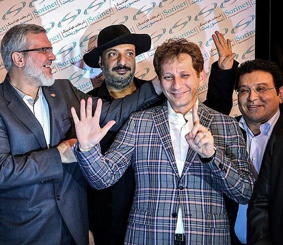 بابک زنجانی در باشگاه پرسپولیس + بیوگرافی زندگی شخصی