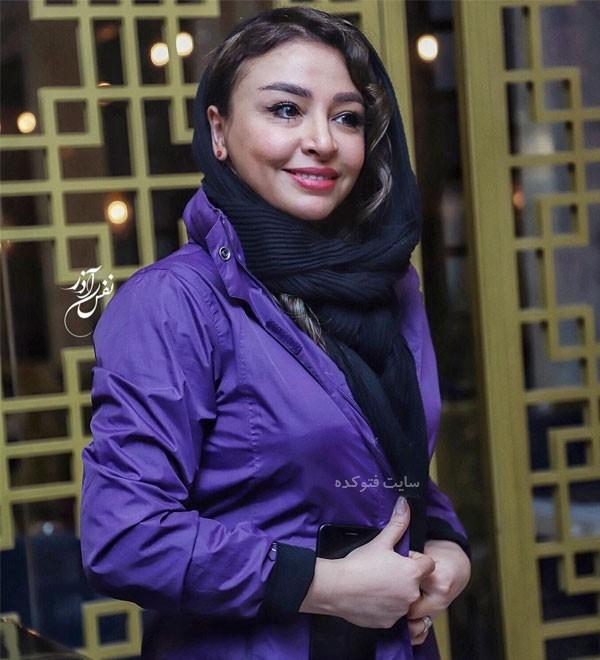 عکس و زندگینامه مهلقا باقری بازیگر زن ایرانی کیست