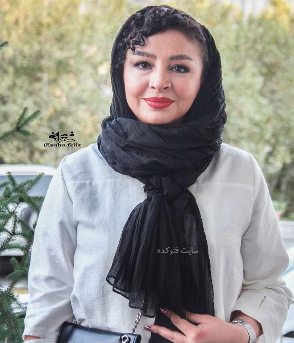عکس های مه لقا باقری Mahlagha Bagheri بازیگر زن