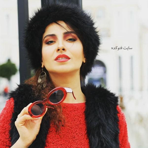 بیوگرافی بهارک صالح نیا بازیگر کیست