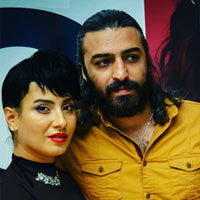 بیوگرافی بهارک صالح نیا و همسرش + داستان زندگی