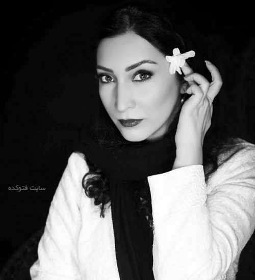 نحوی شروع بازیگری بهاران بنی احمدی