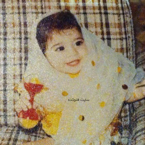 کودکی بهاران بنی احمدی