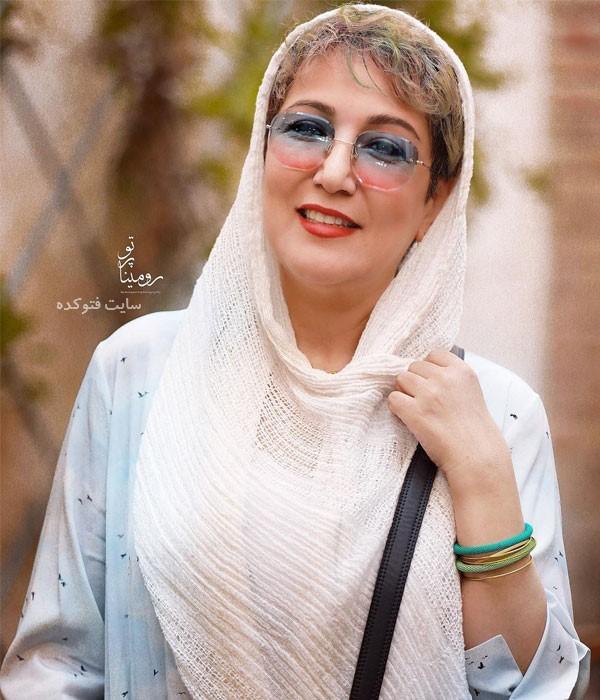 زندگینامه پانته آ بهرام Pantea Bahram با عکس جدید
