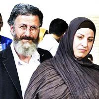 بهرام عظیمی و همسرش عکس و بیوگرافی