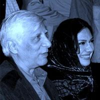 بیوگرافی بهرام بیضایی و همسرش مژده شمسایی + زندگی