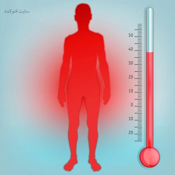 درمان داغی و گر گرفتگی بدن