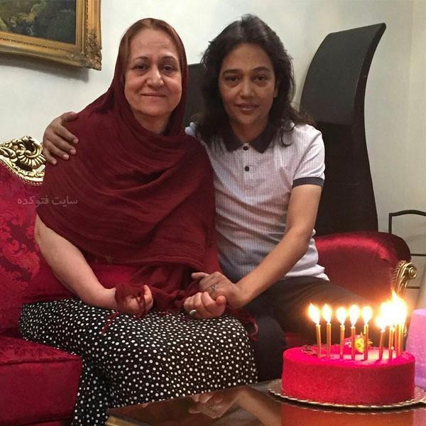 عکس امین بانی خواننده و مادرش + بیوگرافی کامل