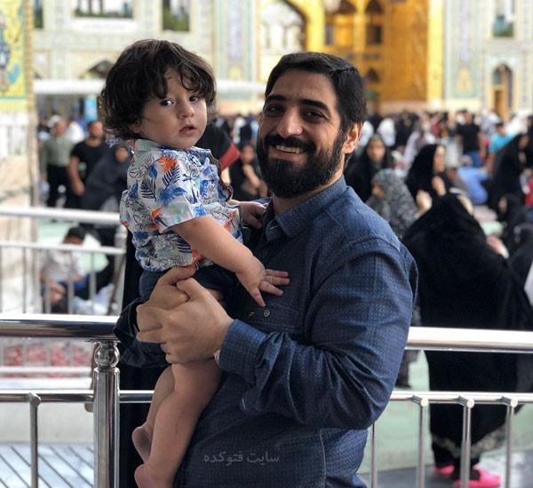 seyed majid banifatemeh و پسرش سید مهدی
