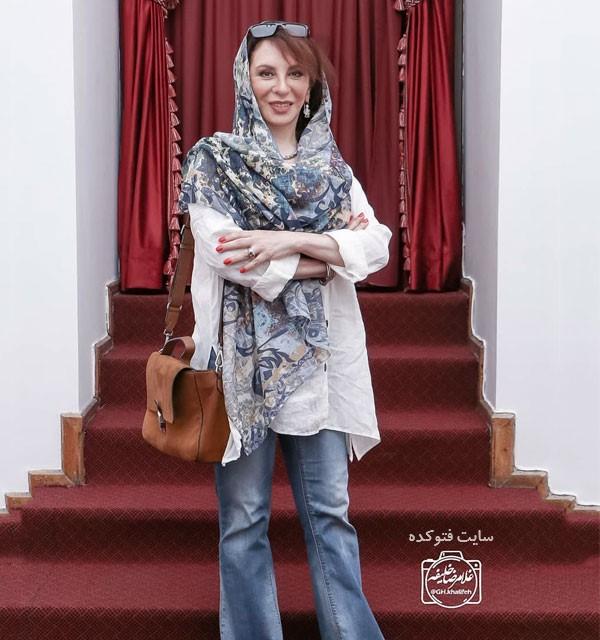 عکس و داستان زندگینامه افسانه بایگان Afsaneh Bayegan