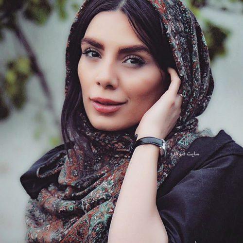 عکس بازیگران زن : هانیه بیاتی
