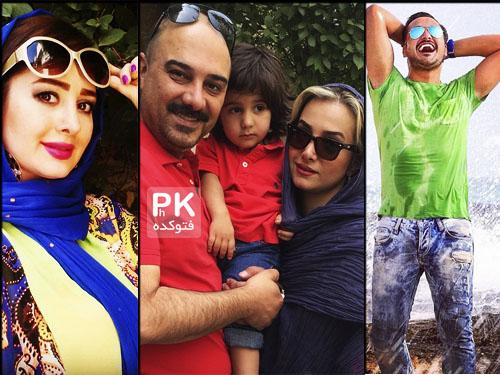 عکس بازیگران معروف ایرانی تابستان 94,عکس بازیگران زن تابستان 94,عکسهای جدید بازیگران در تابستان 94,تصاویر اینستاگرام بازیگران ایران 94,instagram بازیگران 94