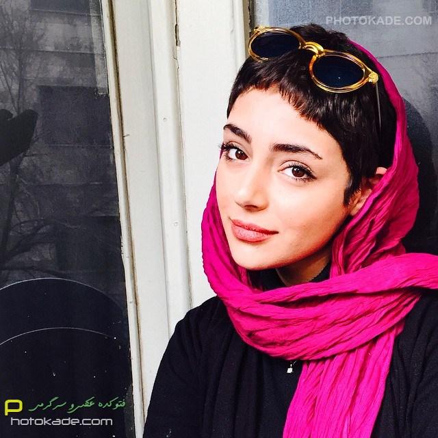 عکس بازیگران ایرانی : هستی مهدوی