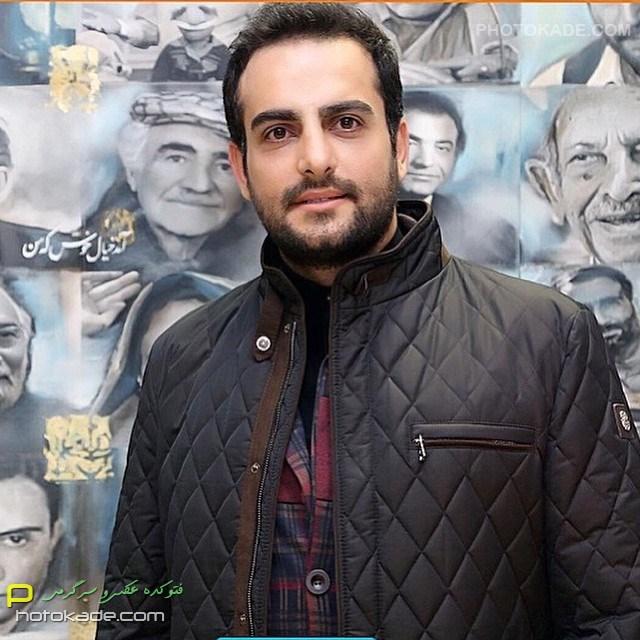 عکس بازیگران ایرانی : حامد کمیلی