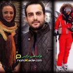 عکس بازیگران ایرانی بهمن 93