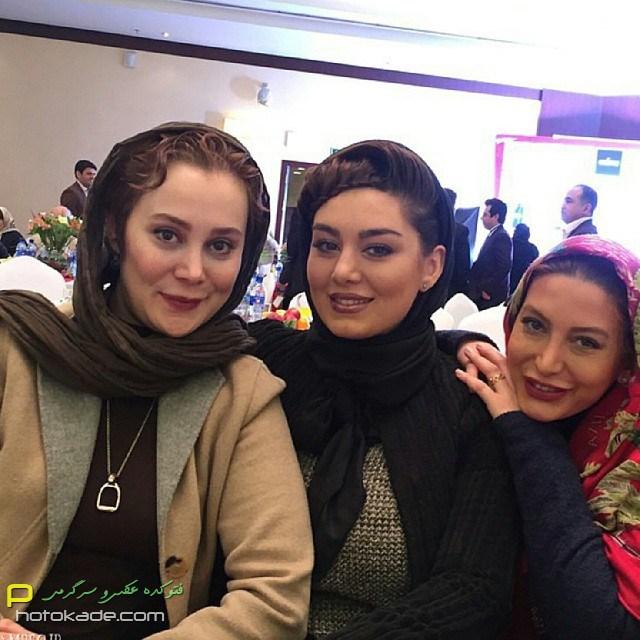 عکس بازیگران ایرانی : سحر قریشی