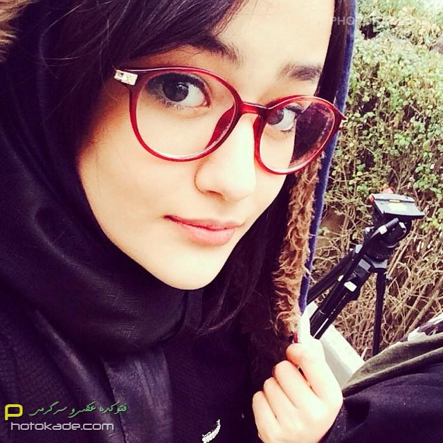 عکس بازیگران ایرانی : حنانه احدی