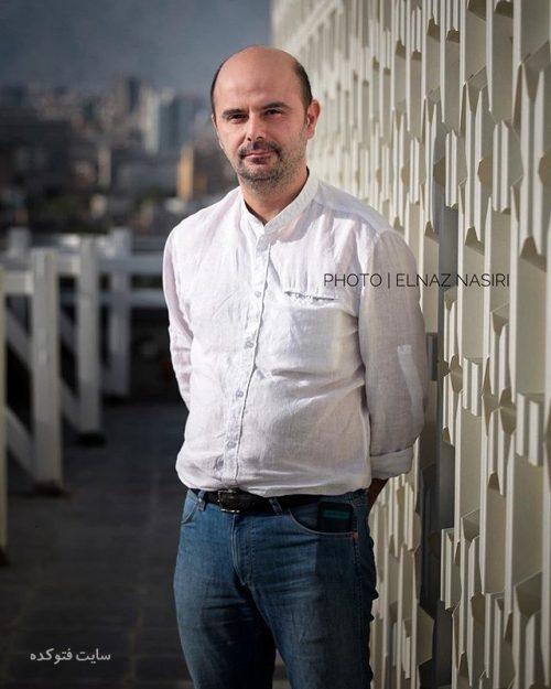 عکس جدید علی مصفا اردیبهشت 96