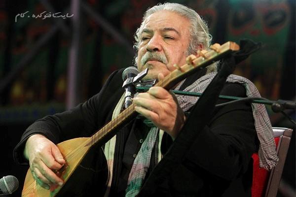 عکس رسول نجفیان بازیگر خواننده مرد ایرانی